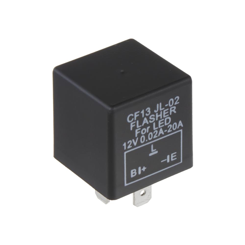 Přerušovač blinkrů LED, 12V, 0,02-20A pro japonské vozy