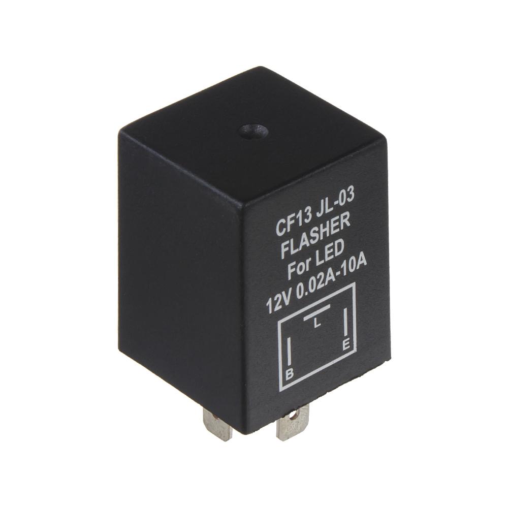 Přerušovač blinkrů LED, 12V, 0,02-10A pro japonské vozy