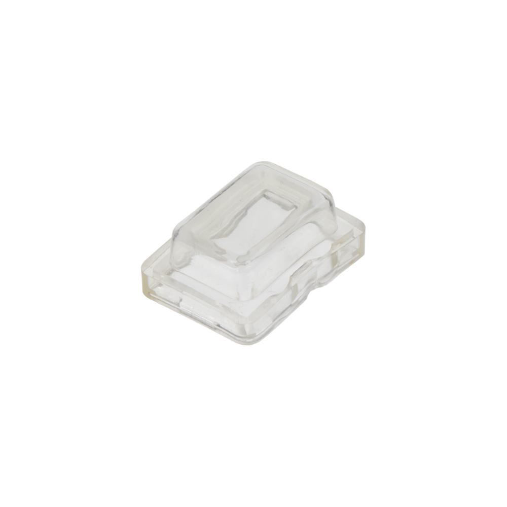 Kryt ochranný na kolébkový vypínač malý (21x15mm)