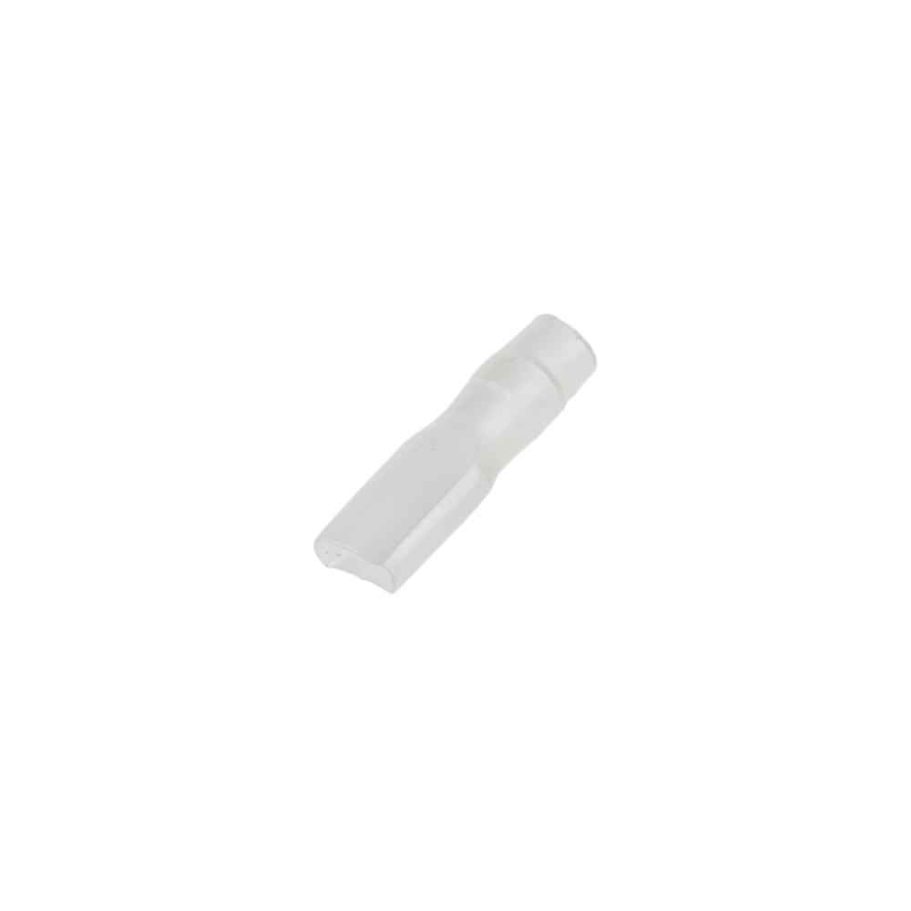 izolační kryt objímky 4,8 mm, 100 ks
