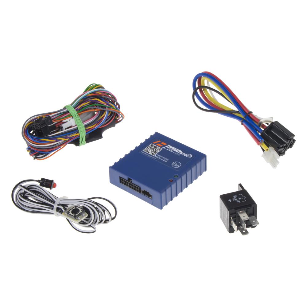 CAN-Bus GSM autoalarm TYTAN