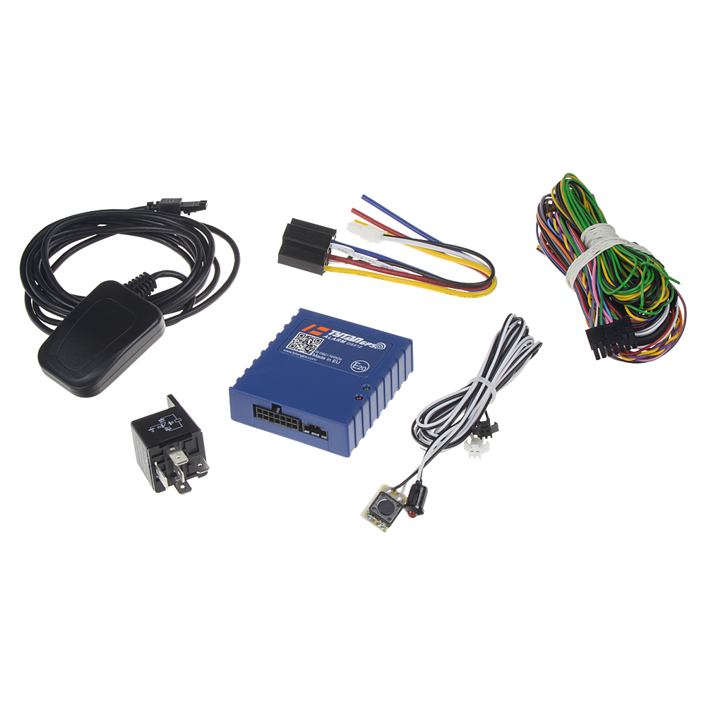 CAN-Bus GSM/GPS autoalarm TYTAN