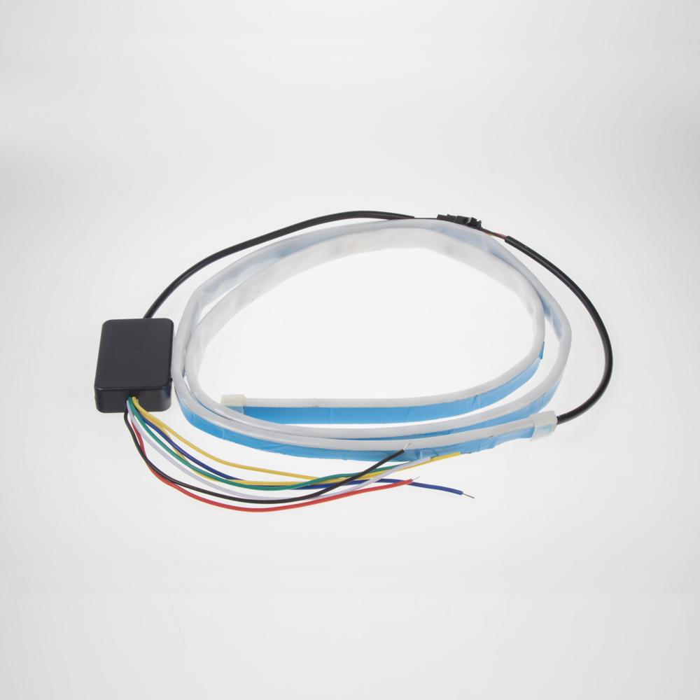LED pásek RGB, dynamické světlo, 120cm, 12V