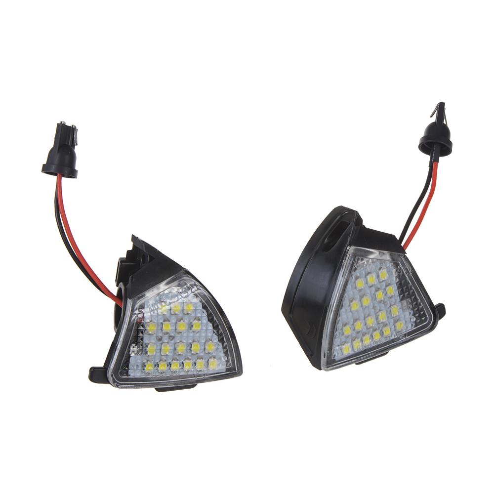 LED osvětlení do zrcátka VW Golf V, Seat