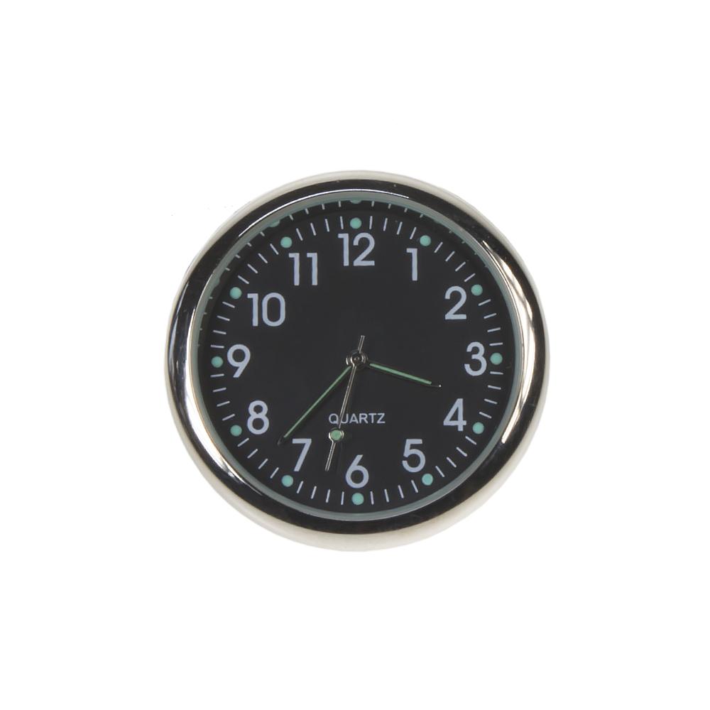 Quartz hodinky na palubní desku nebo do otvoru 37 mm
