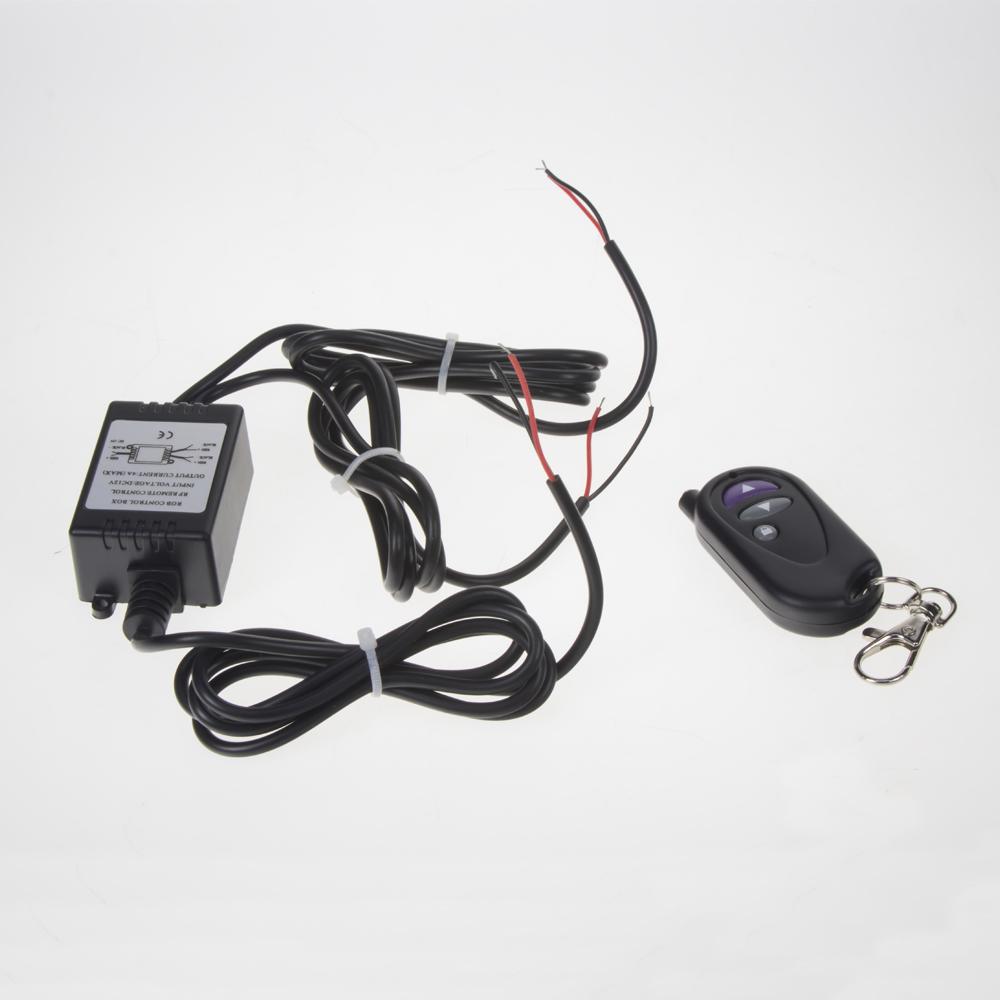 Bezdrátový dálkový ovladač LED osvětlení