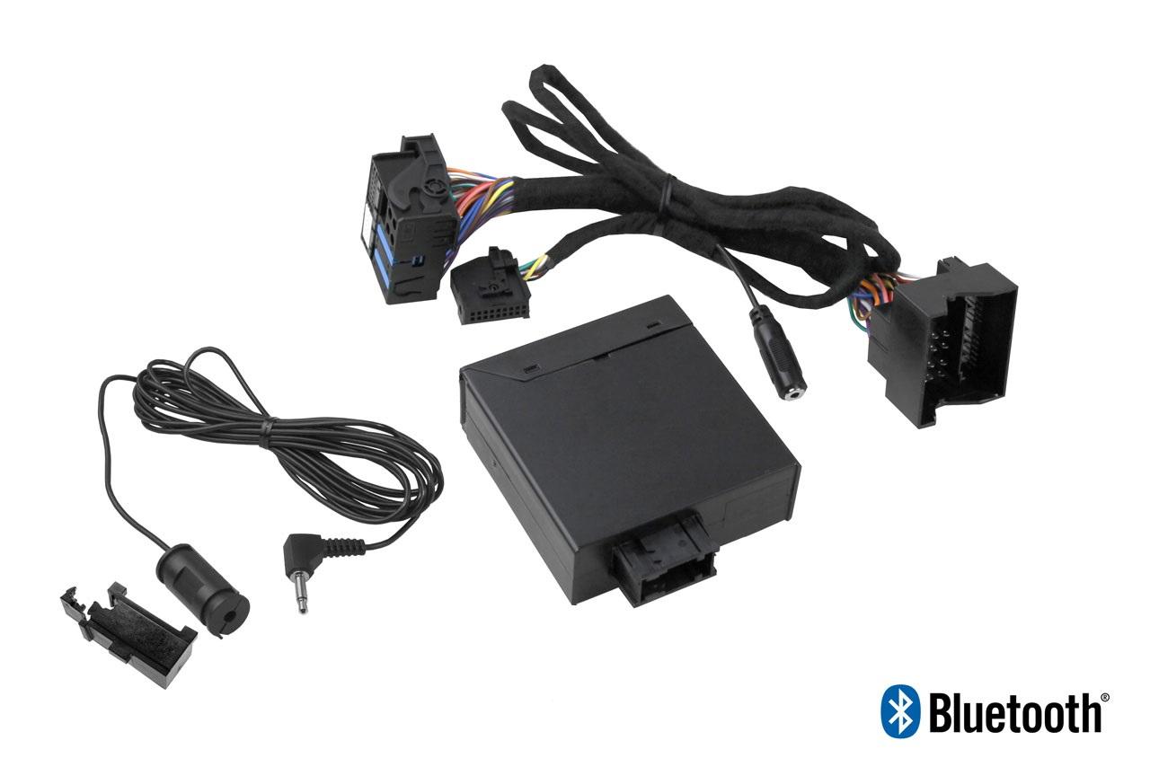 Bluetooth HF sada do vozů VW, Škoda, verze Plus