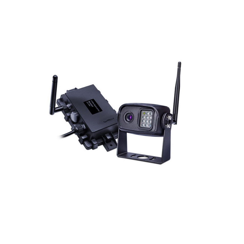 SET bezdrátový digitální kamerový systém, kamera/prijímač