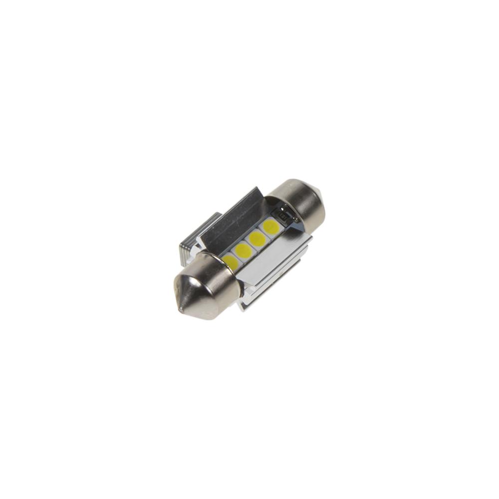 LED sufit (31mm) bílá, 12V, 4LED/3030SMD