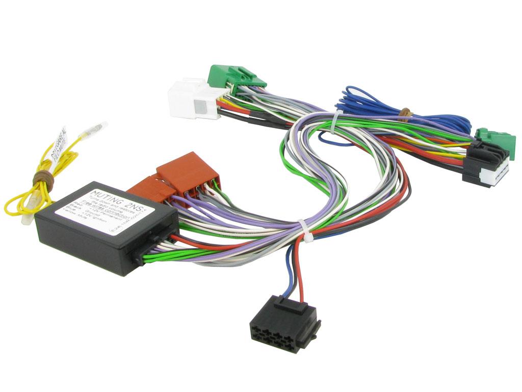 Kabeláž pro HF PARROT/OEM Mazda s aktivním systémem BOSE