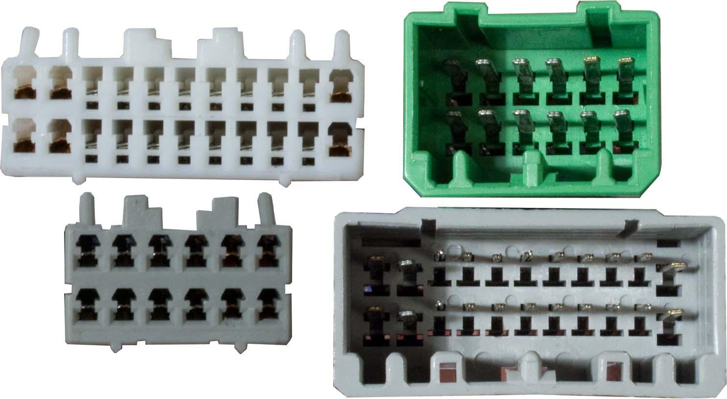 Kabeláž pro HF PARROT/OEM Hyundai s aktivním systémem