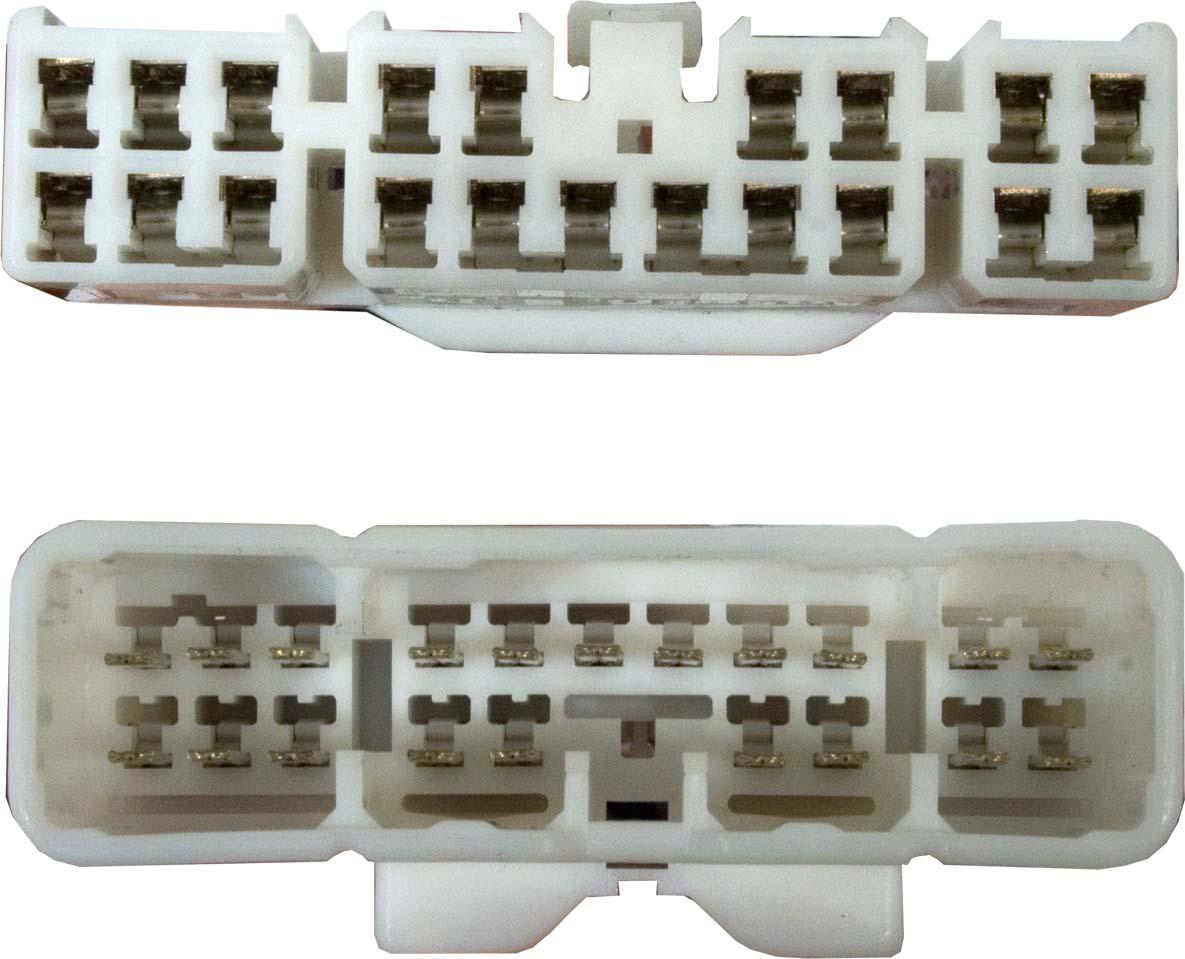 Kabeláž pro HF PARROT/OEM Lexus, Toyota Prius 2008-