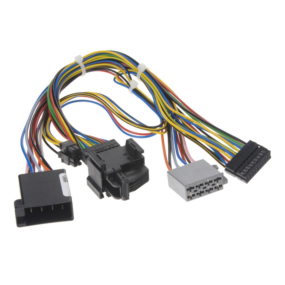 Kabeláž Mercedes pro připojení modulu TVF-box01 (Command 2,5)