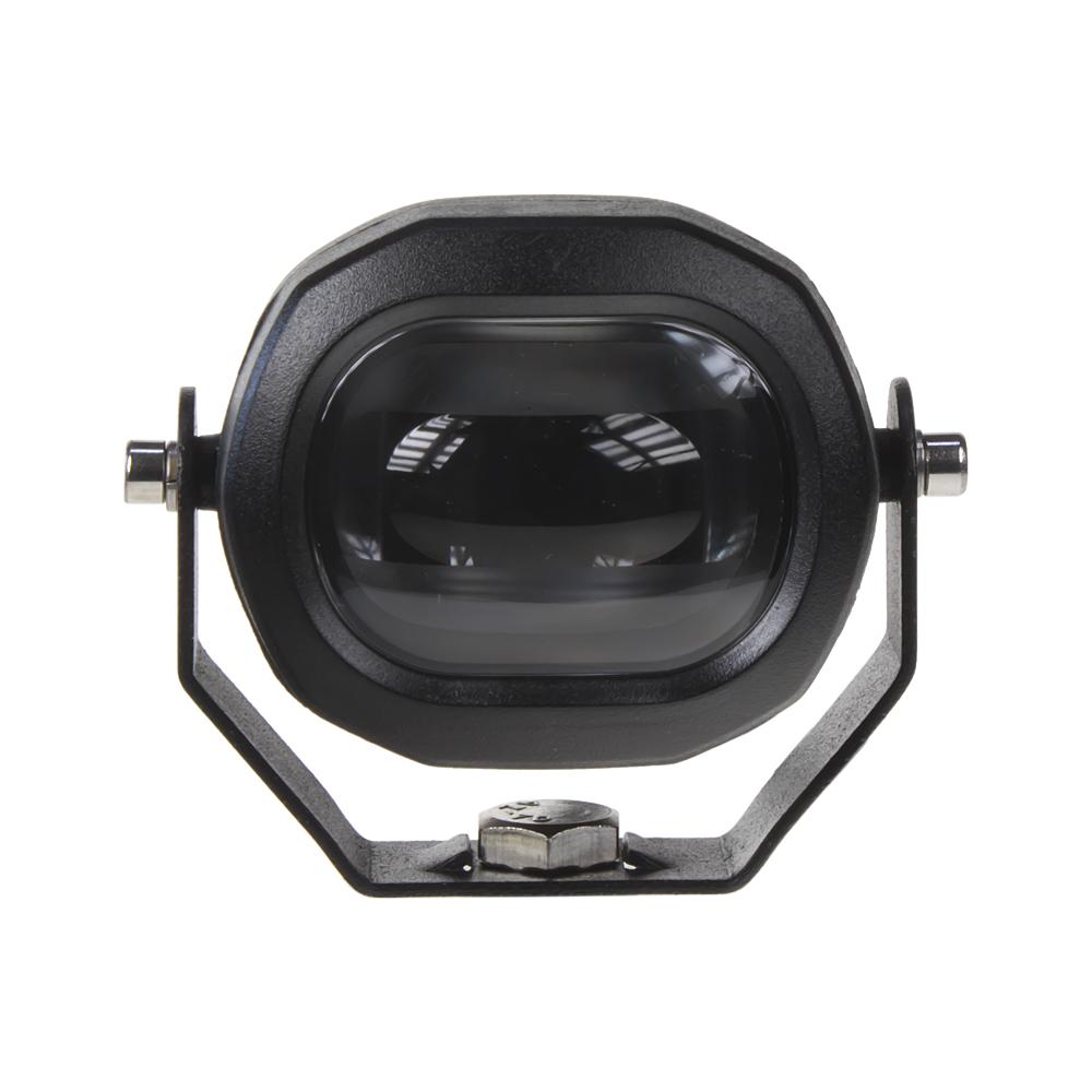 PROFI LED výstražné světlo-pruh 10-80V 1x6W modré, 79,5x65mm, ECE R10