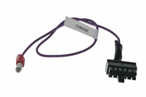 Connects2 kabel autorádií ZENEC