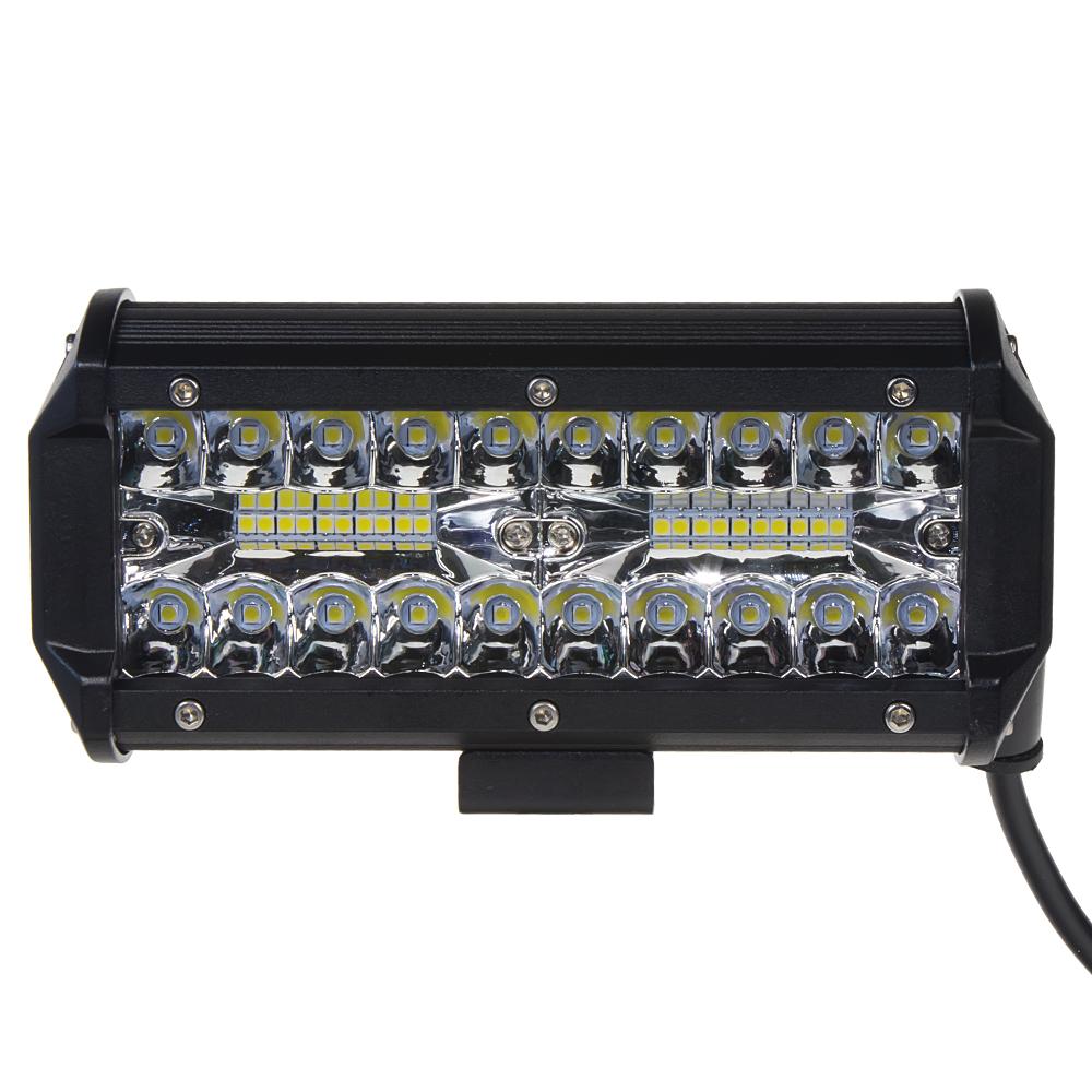 LED rampa, 40x3W, ECE R10