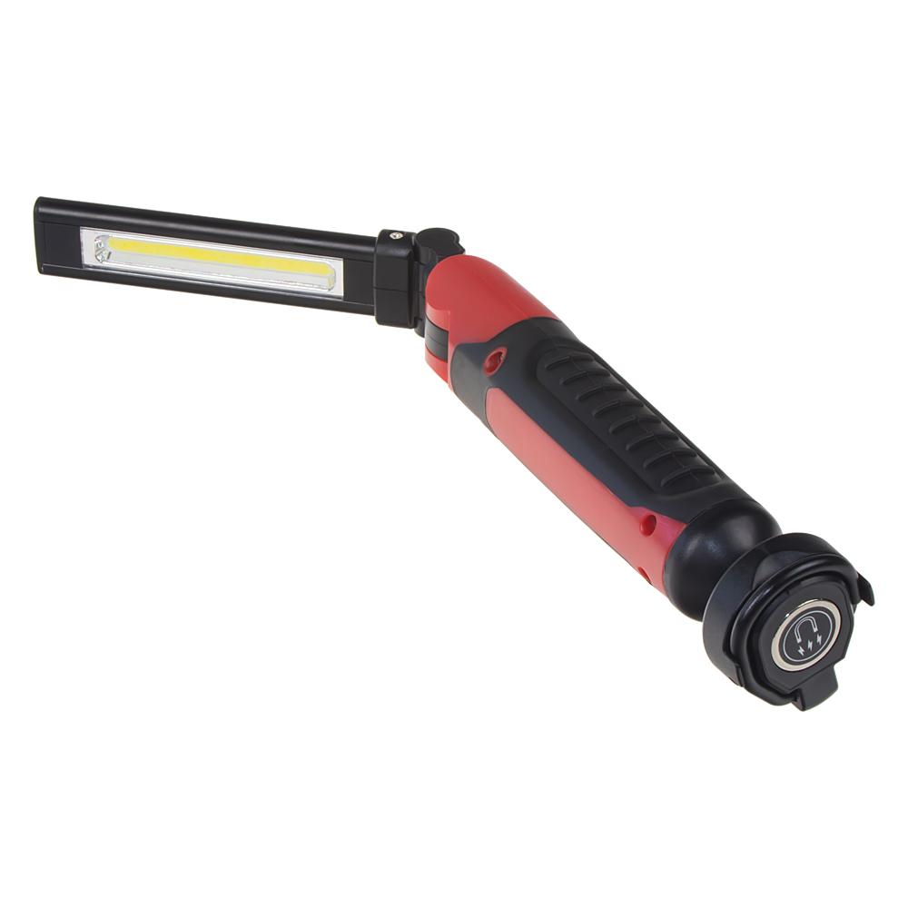 AKU LED pracovní i rekreační lampa s kloubem