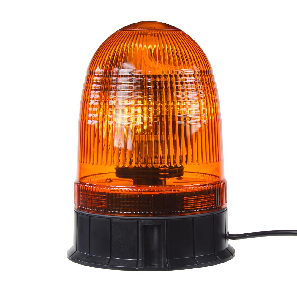 Halogen maják, 12 i 24V, oranžový, ECE R65