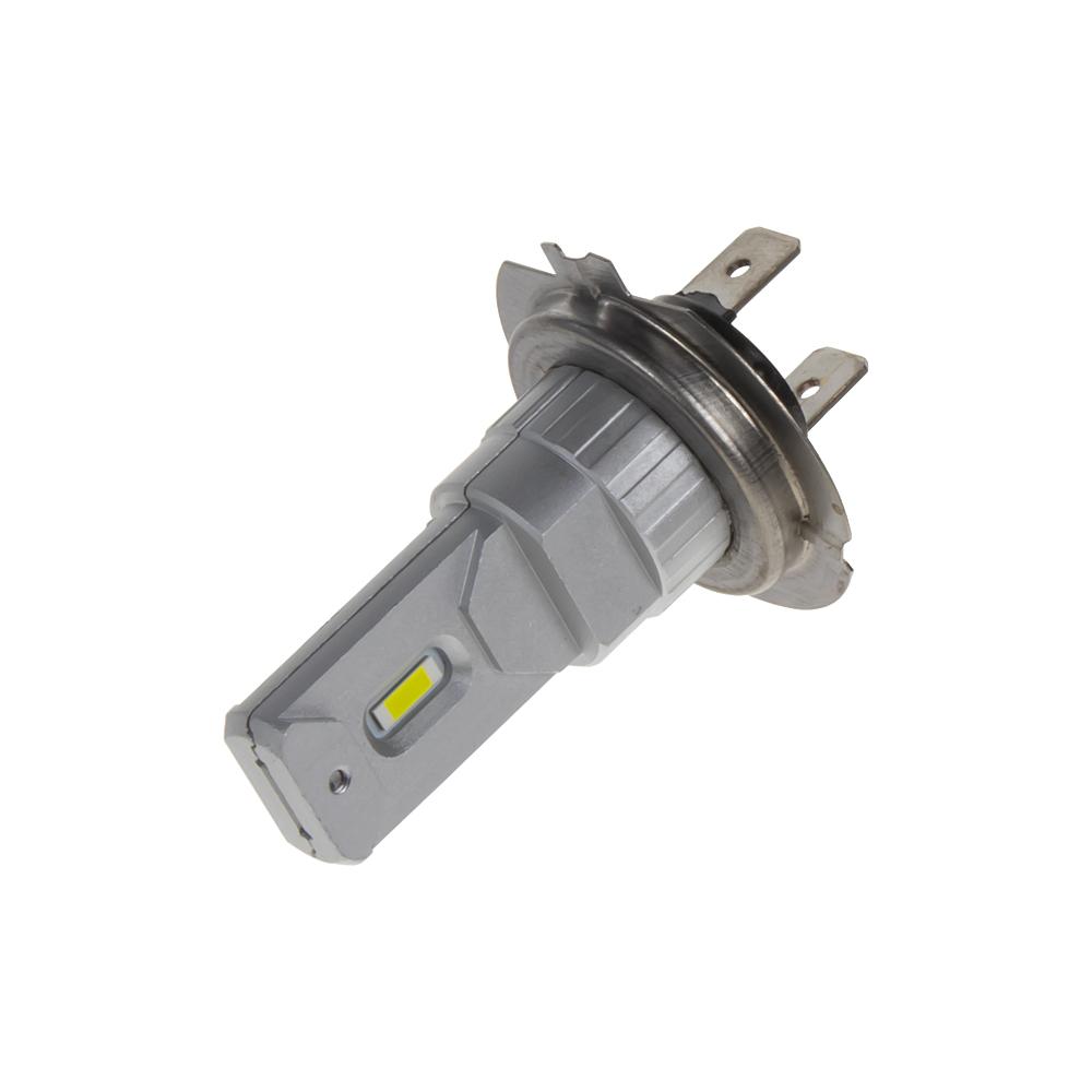 LED H7 bílá 12-24V, 12LED/1W