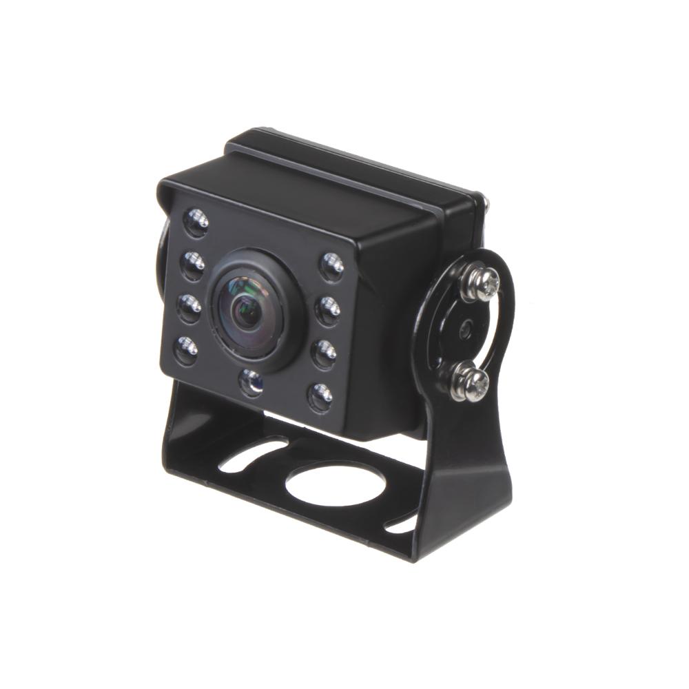 Kamera 4PIN s IR přisvícením, 140°, vnější