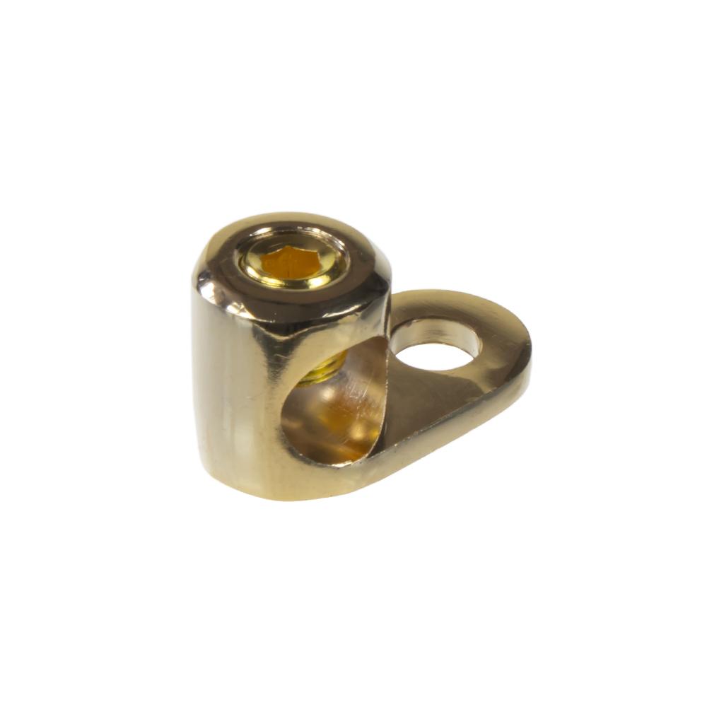 GOLD kabelové očko M8,5 pro kabel 50 mm2