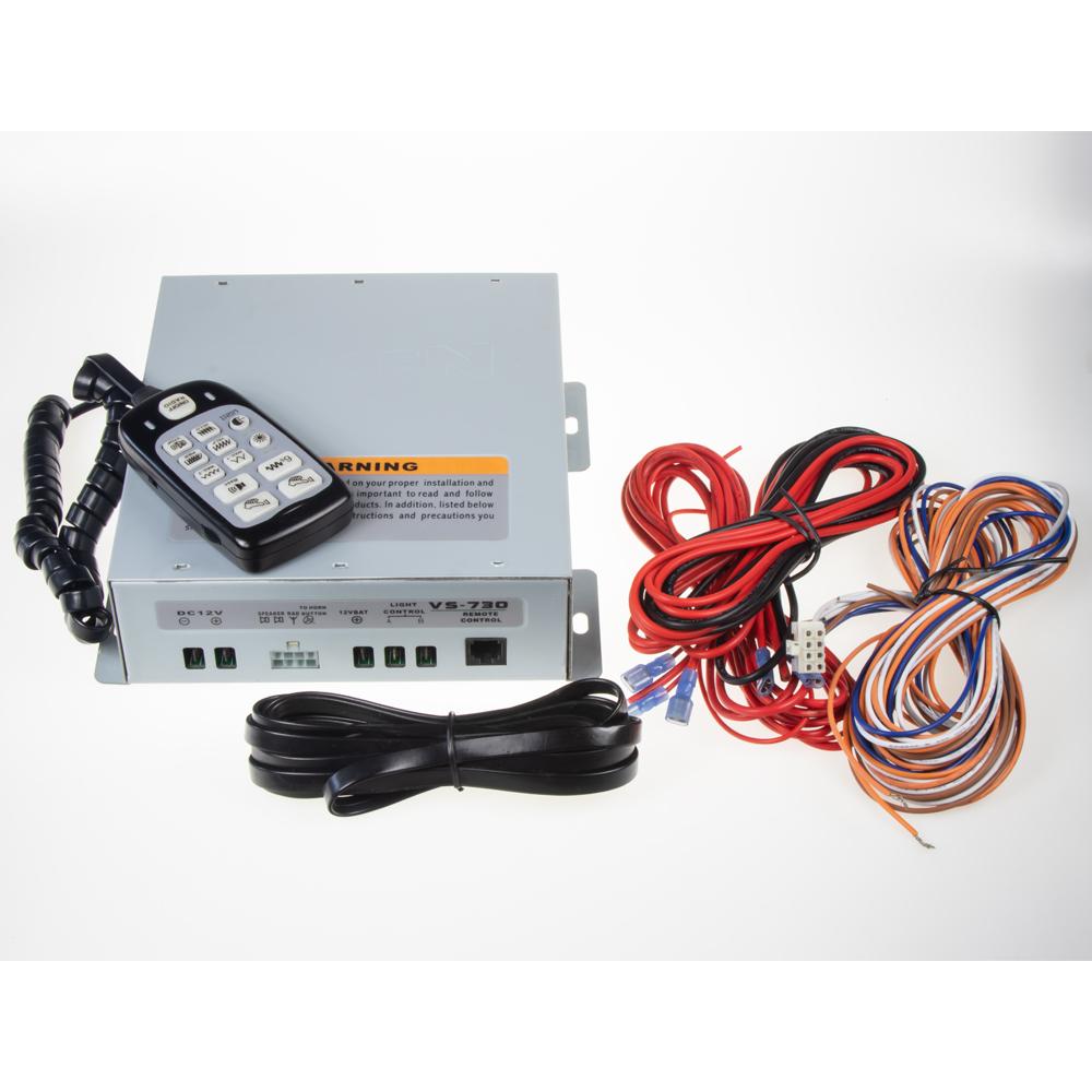Profesionální výstražný systém 300W