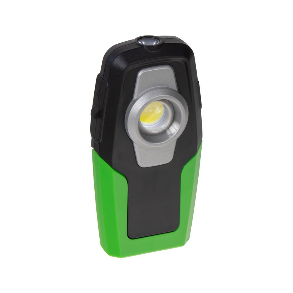 AKU LED profi kapesní baterka