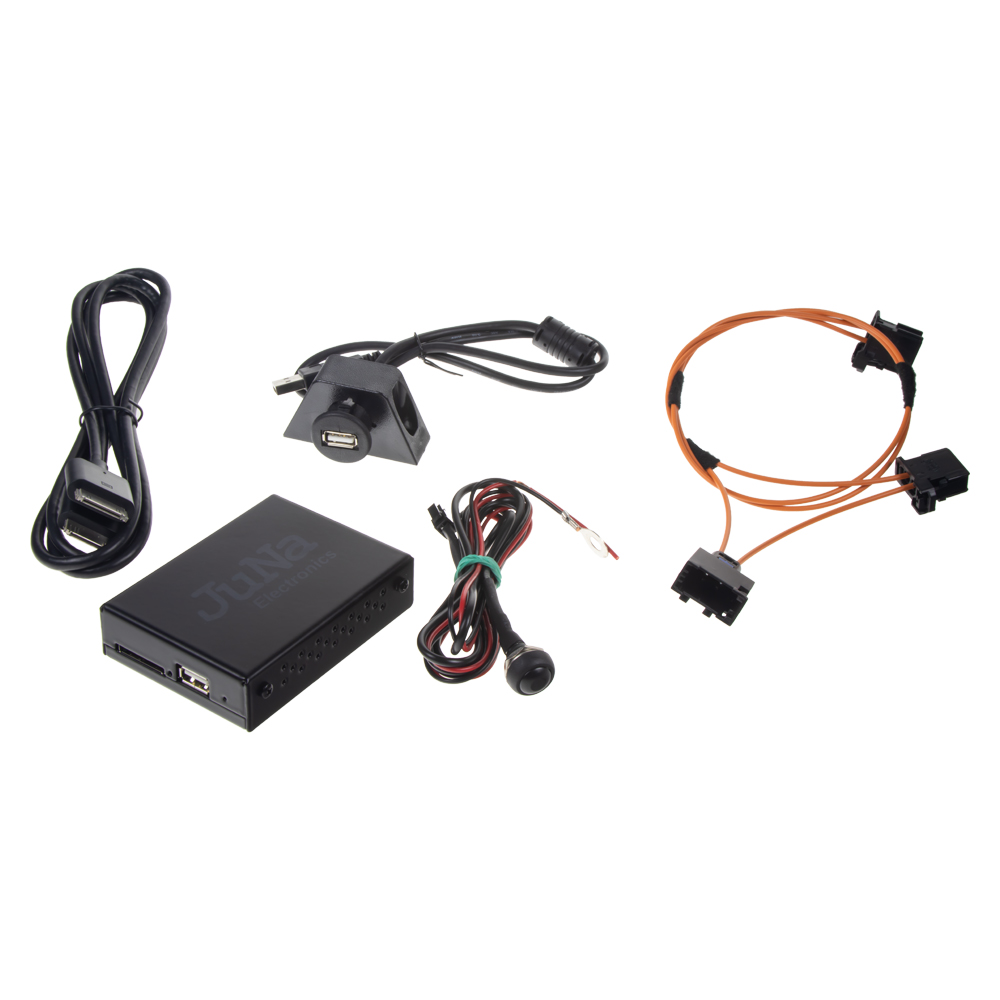 Hudební přehrávač USB/iPod Audi MMI 2G