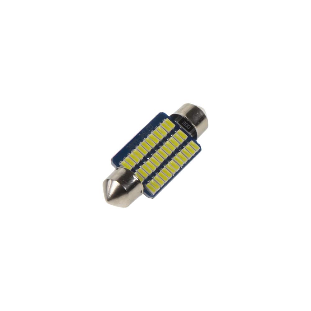 LED sufit (39mm) bílá, 12V, 36LED/4014SMD