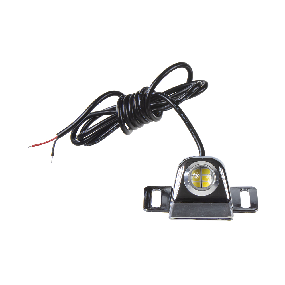 LED světlo couvací chrom, 12 - 24V