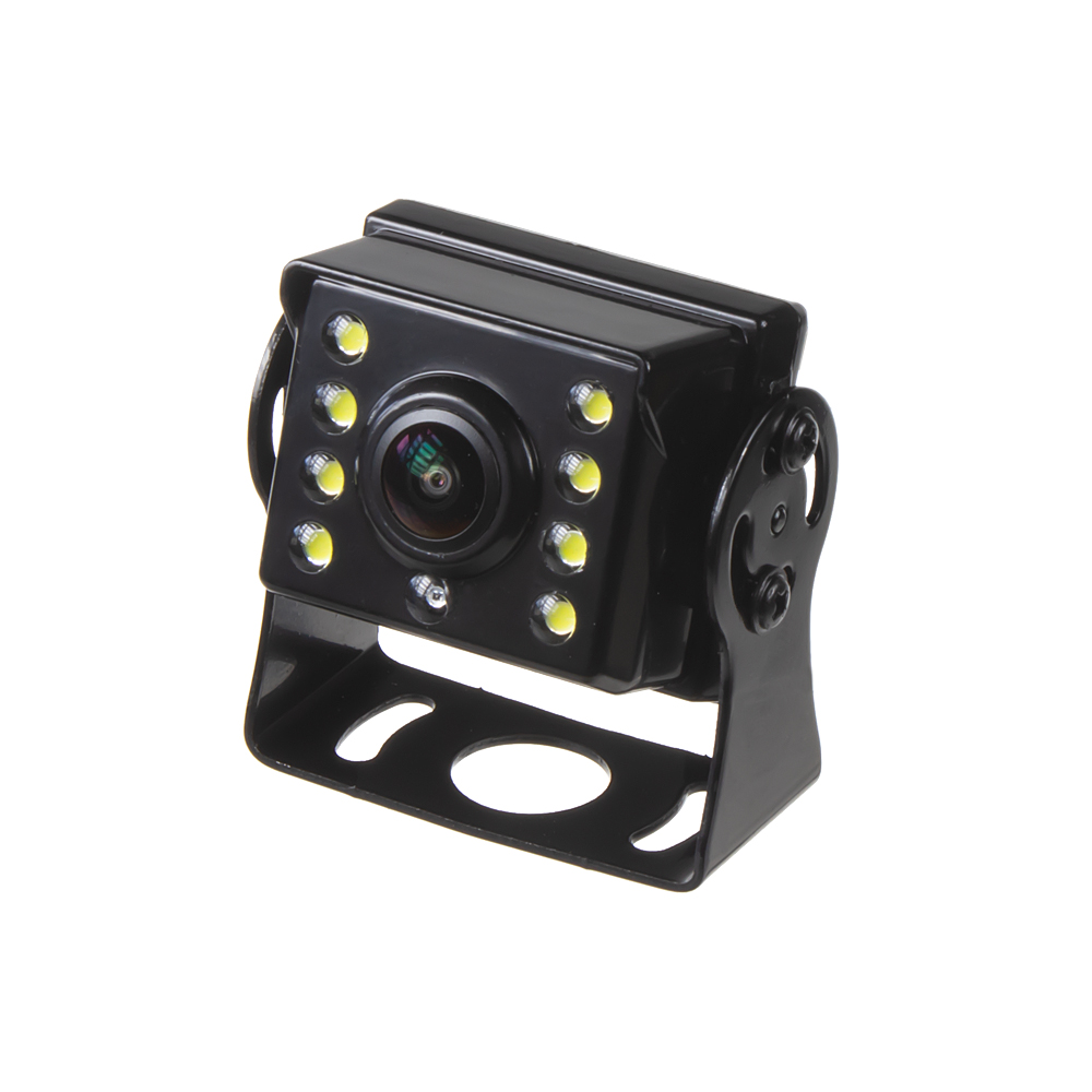 AHD 720P kamera 4PIN s LED přisvícením, 140°, vnější