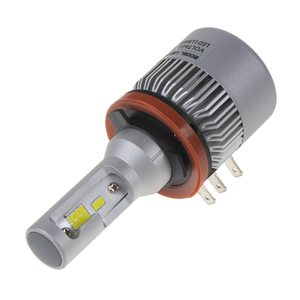 CSP LED H15 bílá, 9-32V, 8000LM