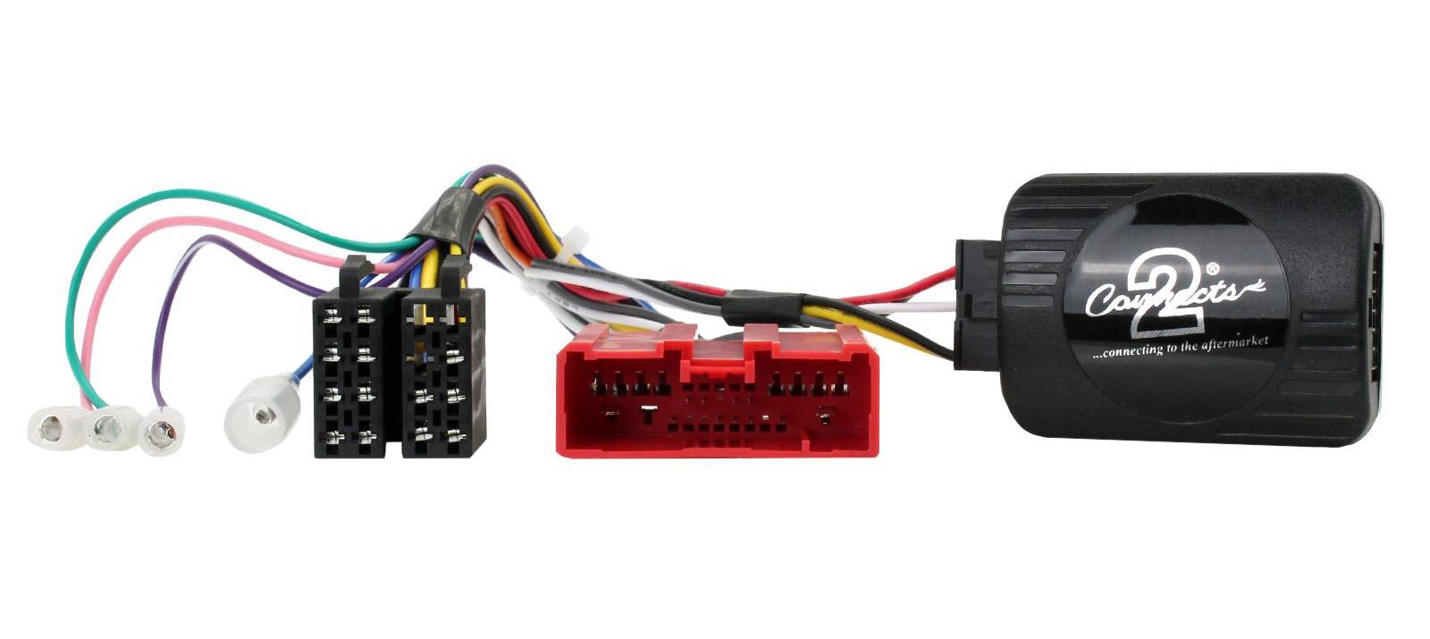 Adaptér z volantu pro Mazda 2 2007-, MX-5 1999-