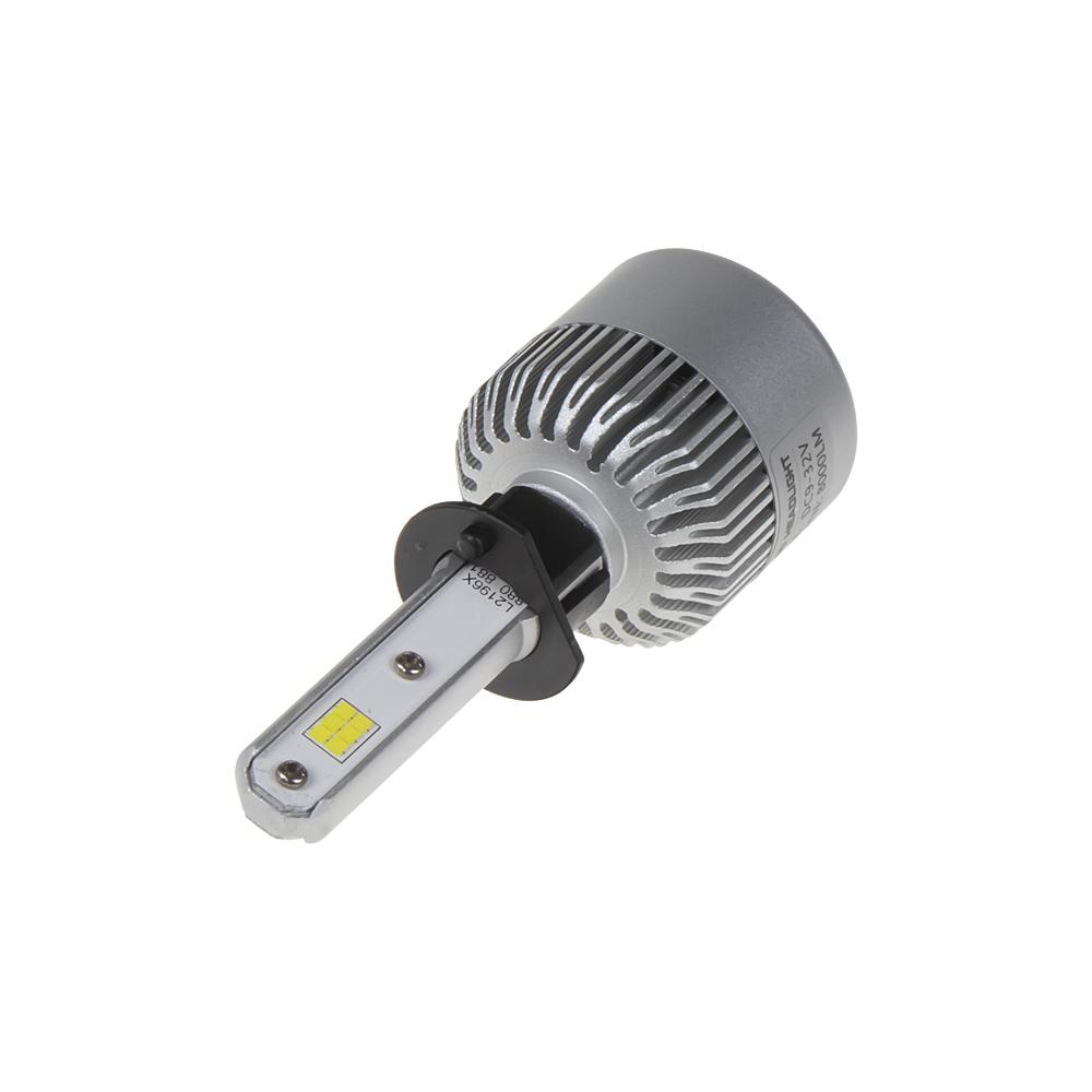 CSP LED H1 bílá, 9-32V, 8000LM