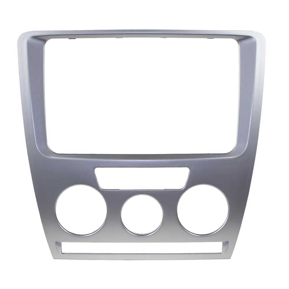 ISO redukce pro Škoda Octavia bez Clima k 10.334, stříbrná