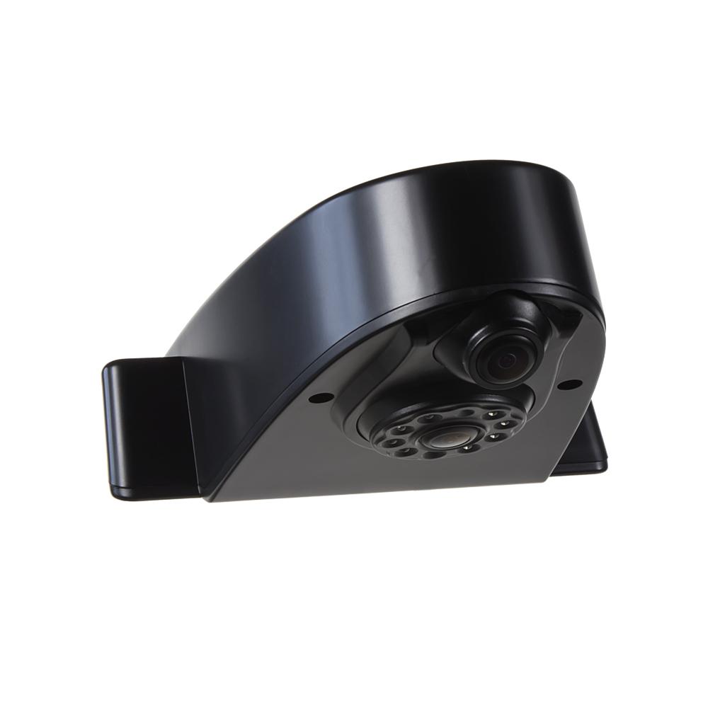 Dvojitá kamera CCD s IR světlem, vnější  pro dodávky nebo skříňová auta