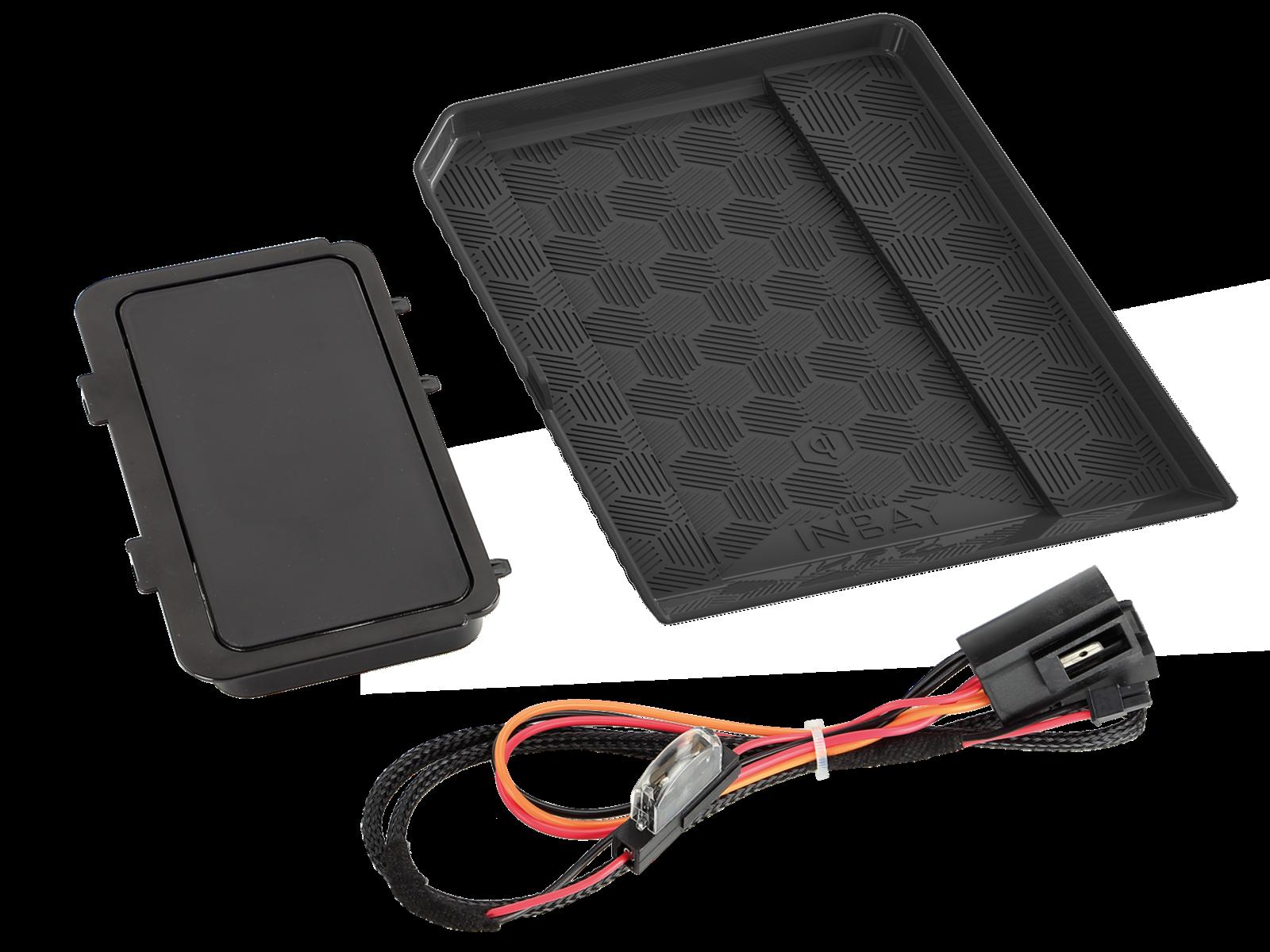 Qi indukční INBAY nabíječka telefonů VW T-Cross 2018-
