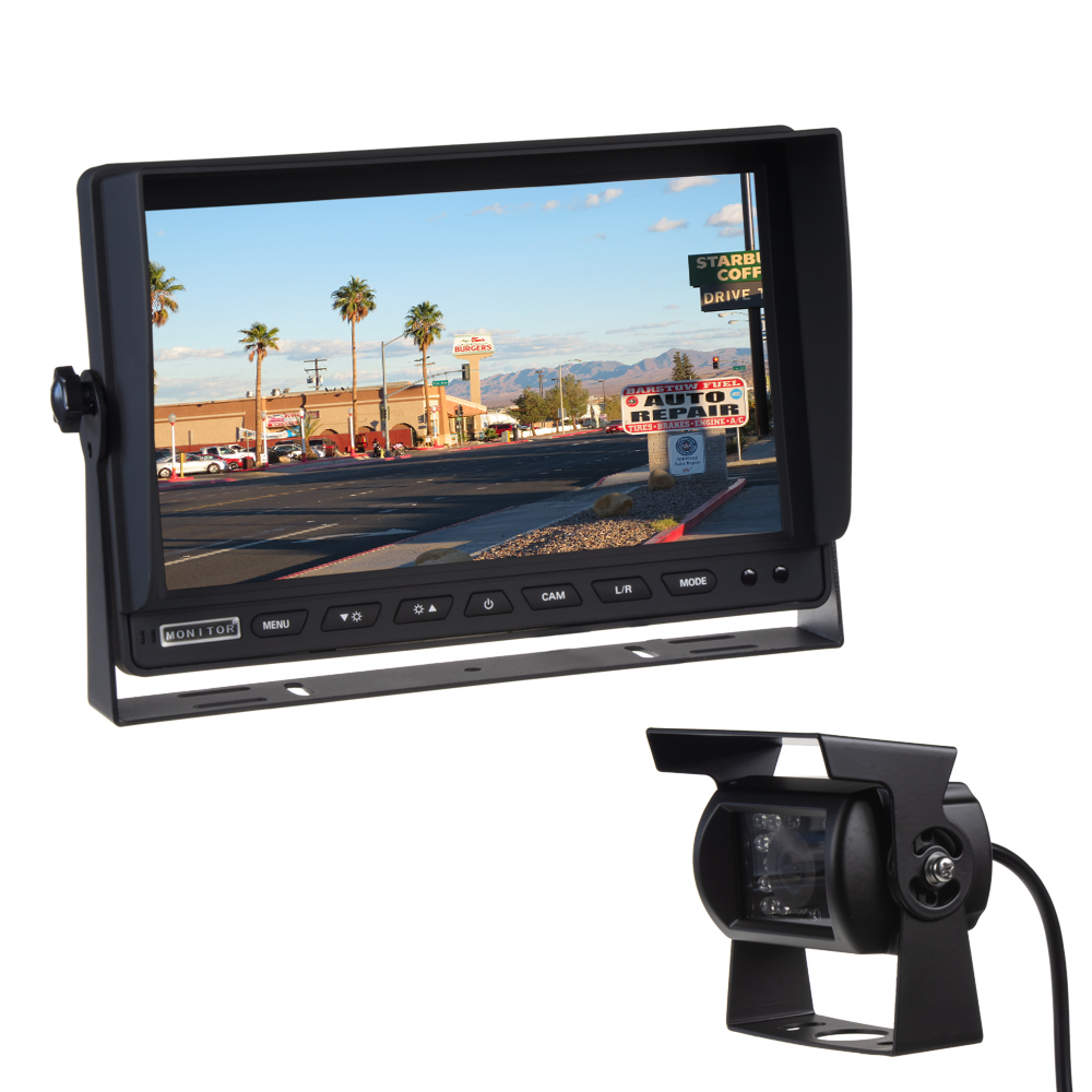 "AHD kamerový set s monitorem 10,1"""