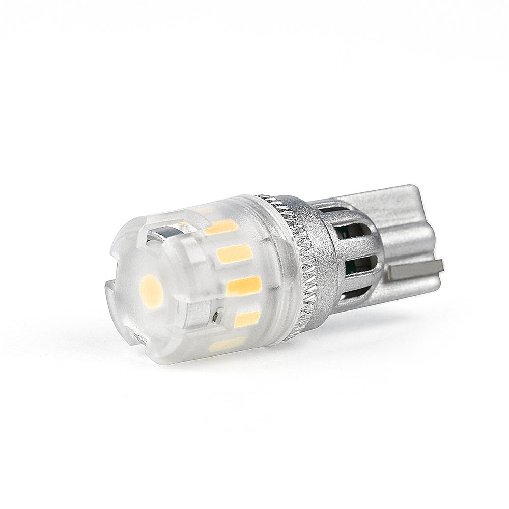 LED T10 bílá, 12V, 13LED/4014SMD