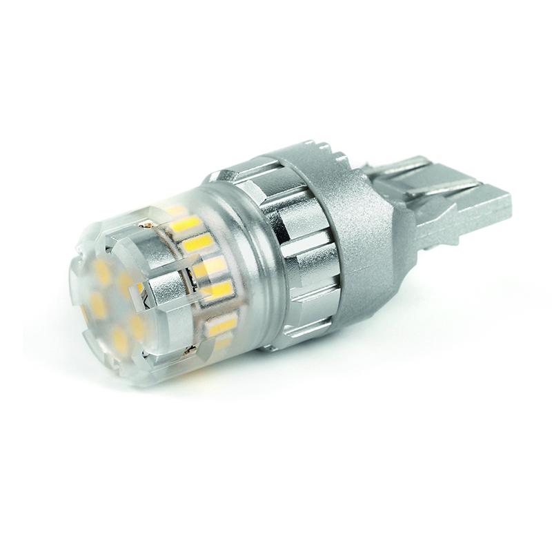 LED T20 (7443) bílá, 12V, 23LED/4014SMD