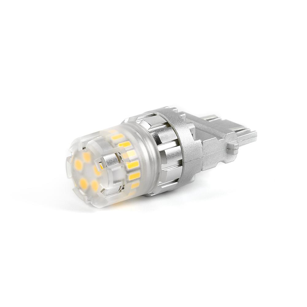 LED T20 (3157) bílá, 12V, 23LED/4014SMD