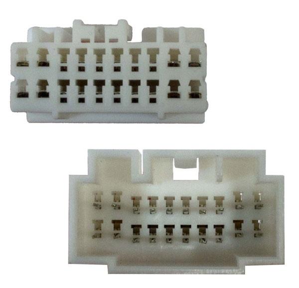 Kabeláž pro HF PARROT/OEM Honda, Suzuki, Fiat Sedici, Opel, Nissan