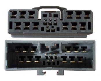 Kabeláž pro HF PARROT/OEM Honda Civic 06, CR-V 07, Citroën C-Crosser, Peugeot 4007, Mitsubishi