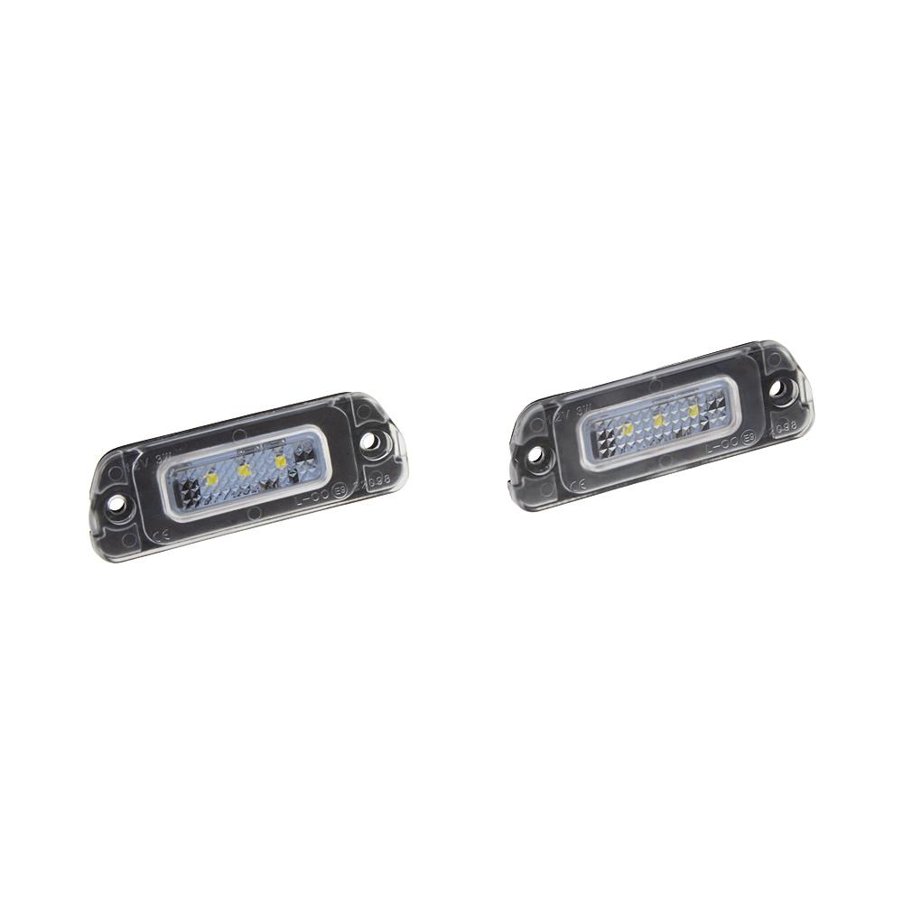 LED osvětlení SPZ do vozu Mercedes ML, R, GL