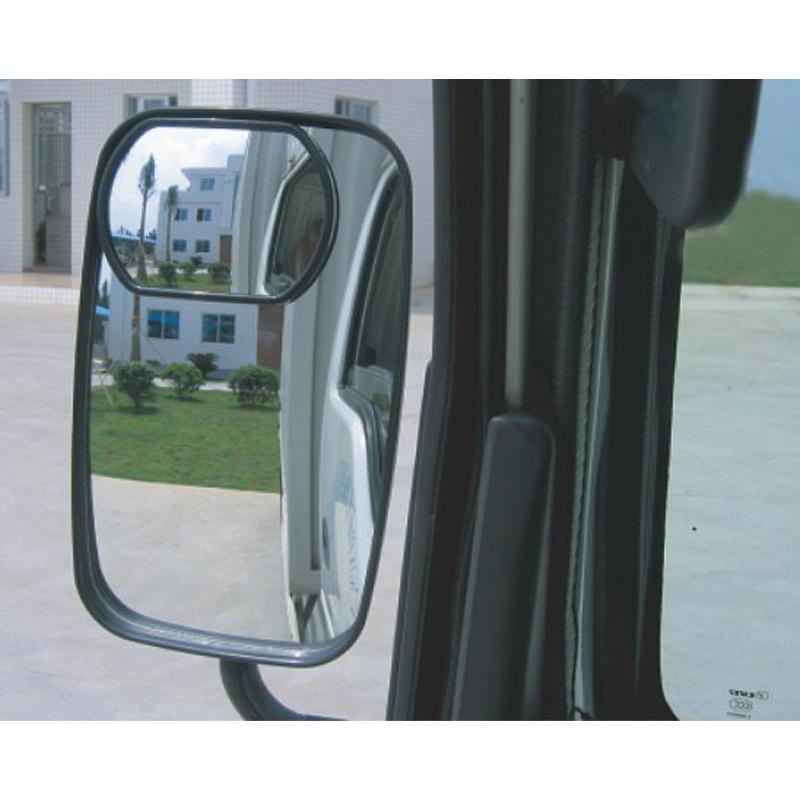 Přídavné zrcátko sférické 1ks pro dodávky a nákladní vozy