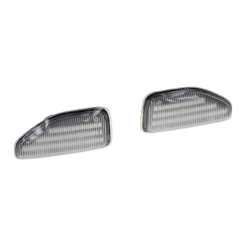 LED dynamické blinkry Dacia Duster, Sandero, Logan oranžové
