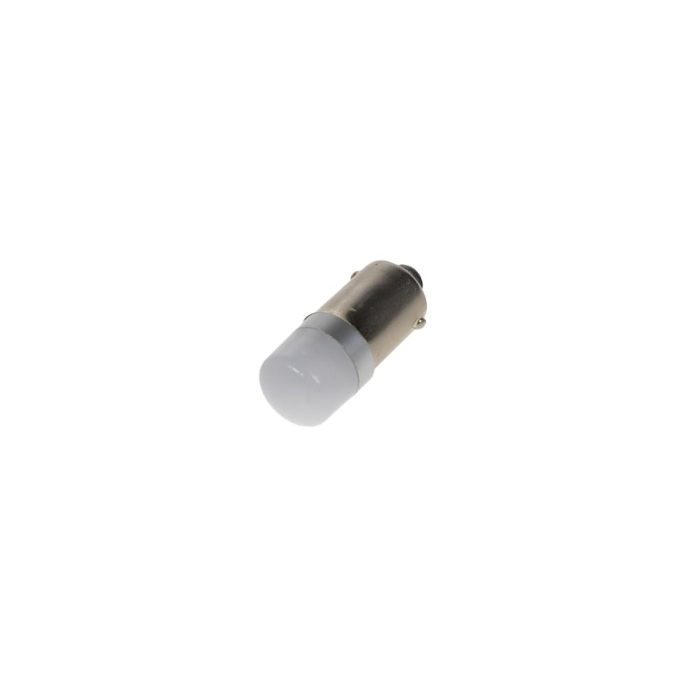 LED BA9S bílá, 12V, 1LED/3030SMD