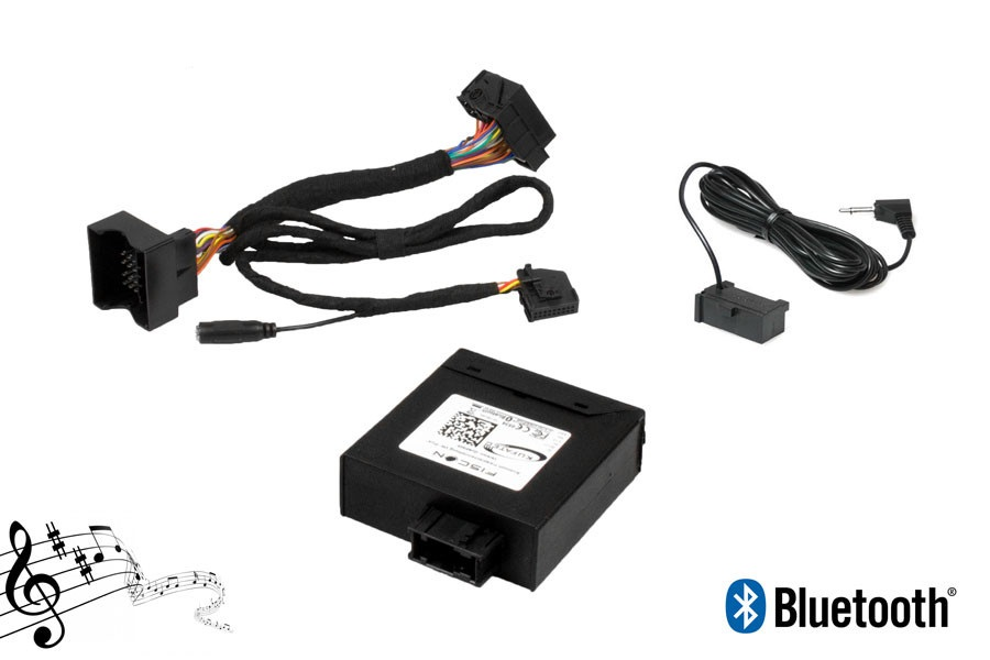 Bluetooth HF sada do vozů VW, Škoda
