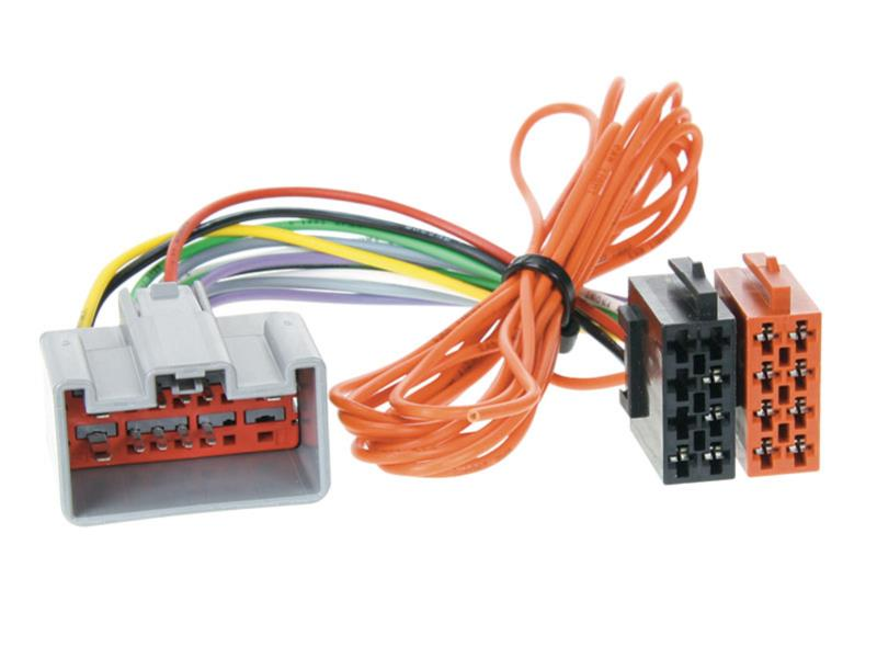 Konektor ISO Ford Fiesta (Typ JA8) 2008->