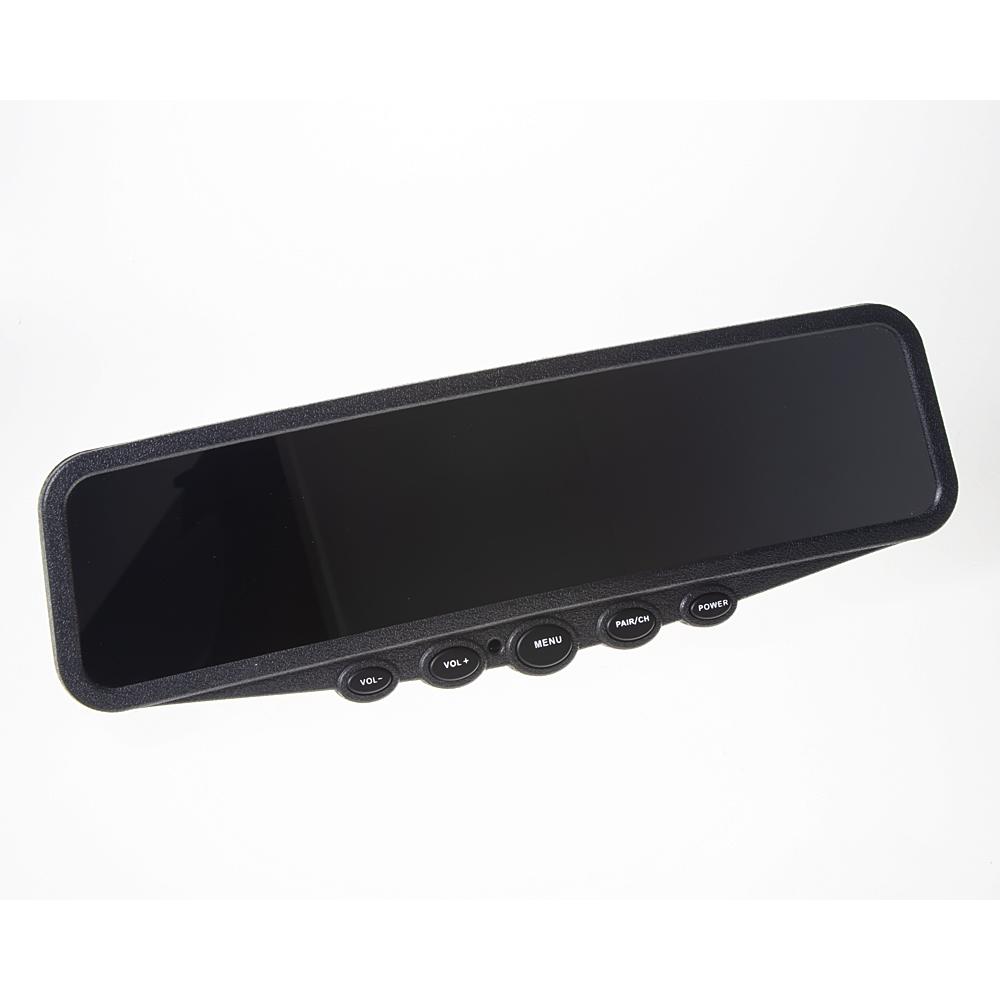 """SET bezdrátový digi kamerový systém s monitorem 4,3"""" v zrcátku / Transmitter + kamera s 2 senzory"""